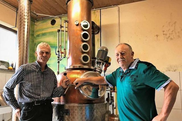 Warum wird auf einem Hof im Wagensteigtal Whisky produziert?