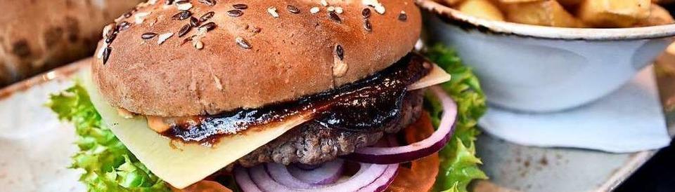 Burger in Freiburg