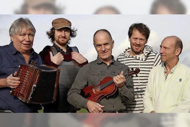 Südstaaten-Sumpf-Rock'n'Roll mit Le Clou im Weinstetter Hof in Eschbach