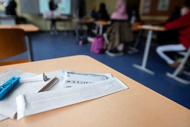 Neue Corona-Regeln für Schulen: Testen statt Quarantäne