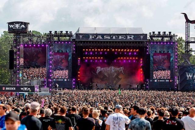 Veranstalter hoffen auf 2G-Modell für Festivals und Live-Konzerte