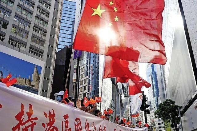 Hongkongs patriotisches Kino
