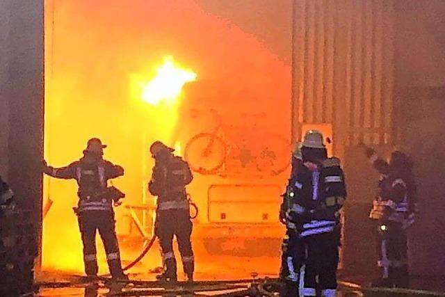 Wehra-Areal-Brand: Mann muss sich erneut vor Gericht verantworten