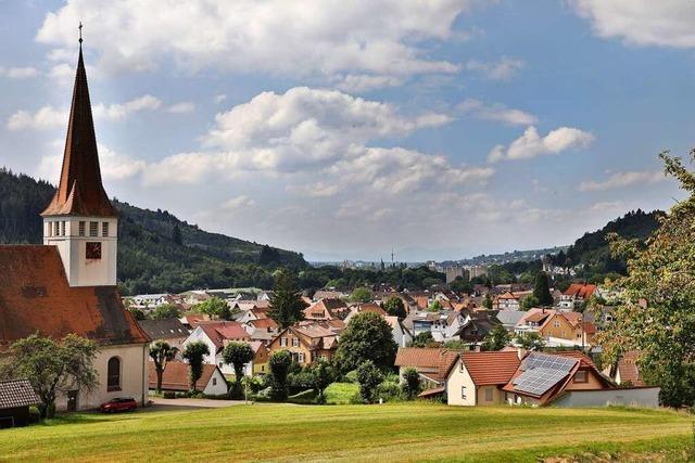 Der Lahrer Ortsteil Kuhbach ist alles andere als ein Kuhdorf