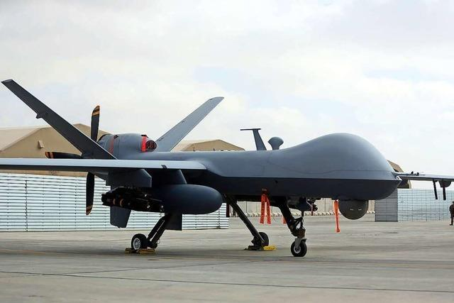 US-Militär greift Terrormiliz
