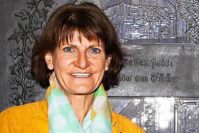 Andrea Kiefer ist seit 40 Jahren im öffentlichen Dienst – 35 davon in Hausen
