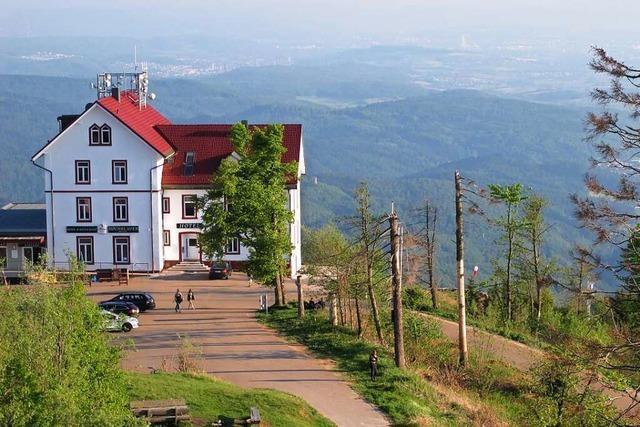 Gemeinde Schliengen ermöglicht Eheschließungen auf dem Blauen
