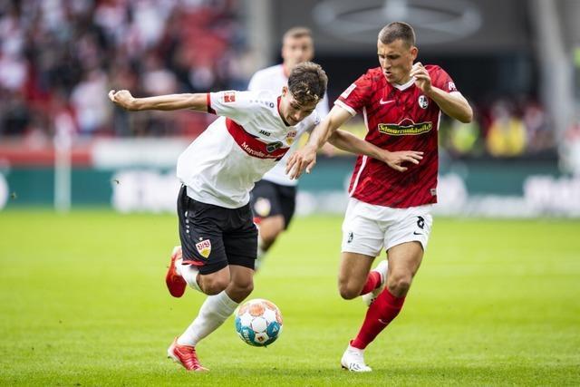 Liveticker zum Nachlesen: Freiburg entscheidet das Derby mit 3:2 für sich