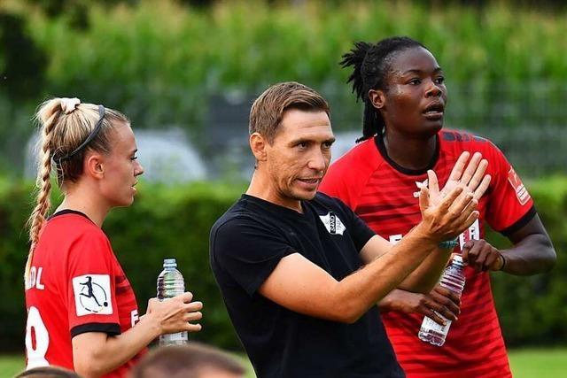 Zum Bundesliga-Start will der SC Sand unangenehm sein