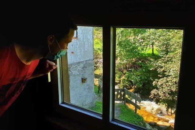 Leben an und in der Elz: Aus der alten Schätzlemühle wird das Zuhause einer Familie