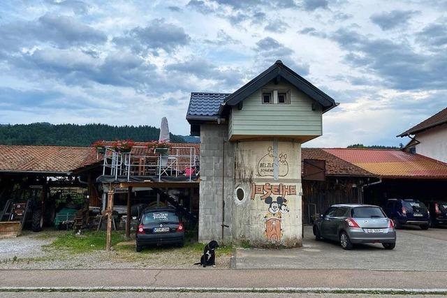 Tiny-House mal anders – junges Paar wohnt in einstigem Futtersilo