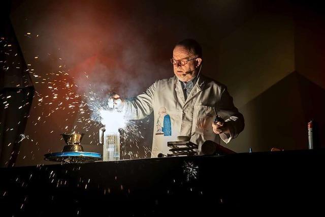 Unruhiger Ruhestand: Joachim Lerch wirbelt weiter für die Wissenschaft