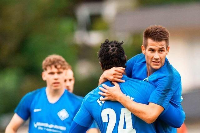 Geduld des FC Neustadt wird spät belohnt