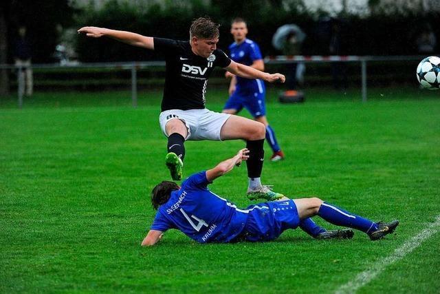FSV Seelbach siegt im Derby 2:1 gegen FV Sulz