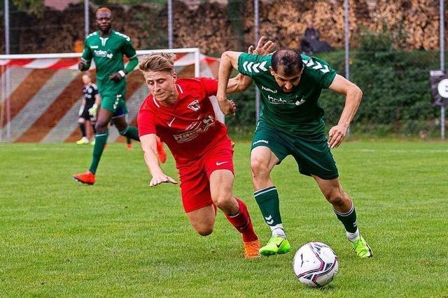 SV Ballrechten-Dottingen feiert 2:1-Derbyerfolg