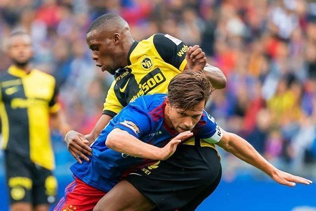 FC Basel kommt gegen Bern mit