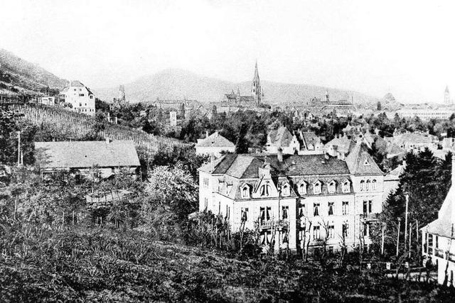 In der Haushaltsschule St. Elisabeth lernten Frauen schon vor 120 Jahren