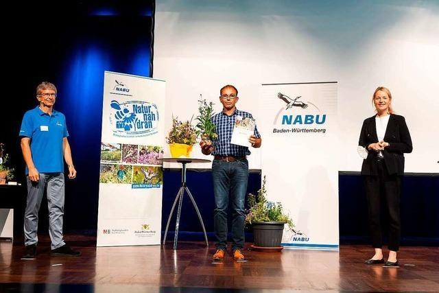 Ettenheim erhält Auszeichnung für naturnahe Umgestaltung von Anlagen