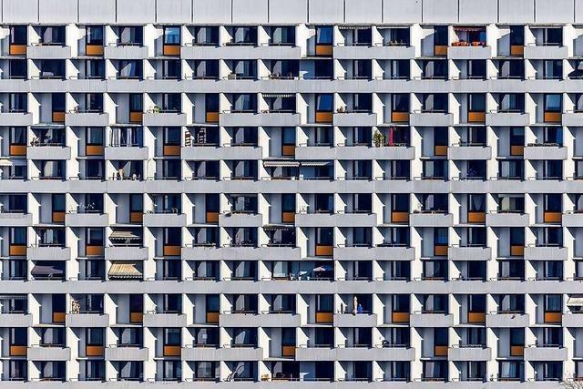 Die Zahl der Sozialwohnungen sinkt trotz Milliardenförderung