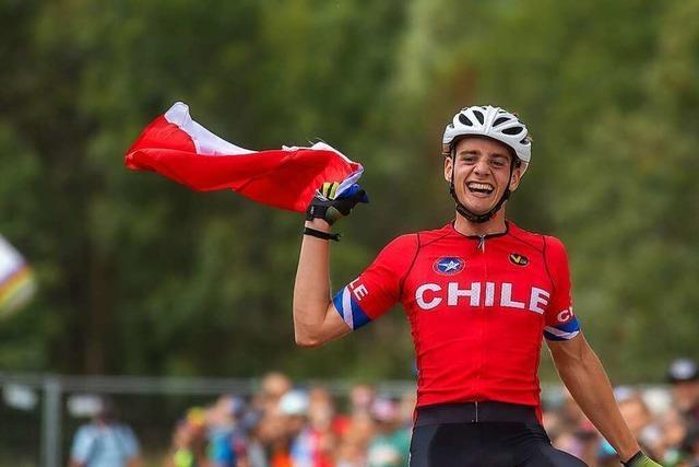 U23-Weltmeister Vidaurre holt Gold nach Kirchzarten