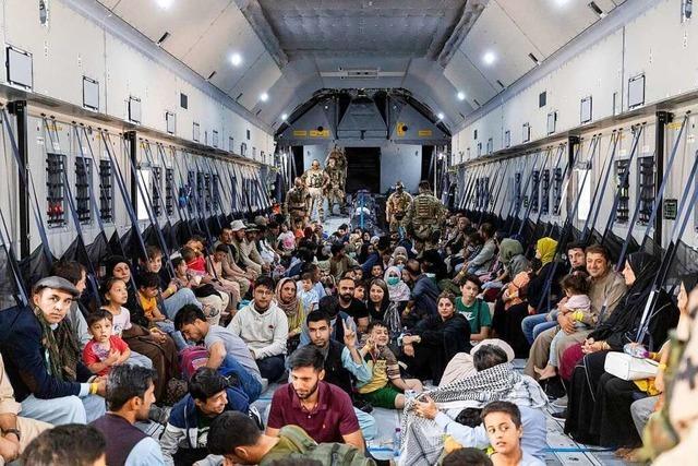 Maas sucht neue Rettungswege für Afghanen