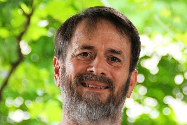 Joachim Räuber aus Ettenheim: Vom Ingenieur zum Yoga-Lehrer