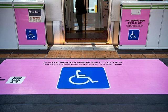 Was im Großraum Tokio für Menschen mit Behinderung getan wird – und was nicht