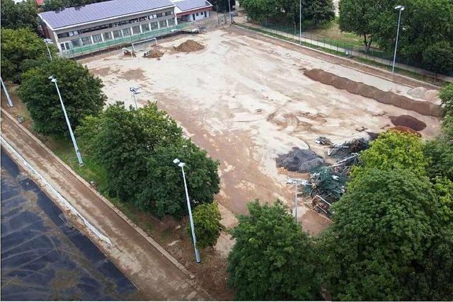 OFV spendet die Derby-Einnahmen für flutgeschädigten Ahrweiler BC
