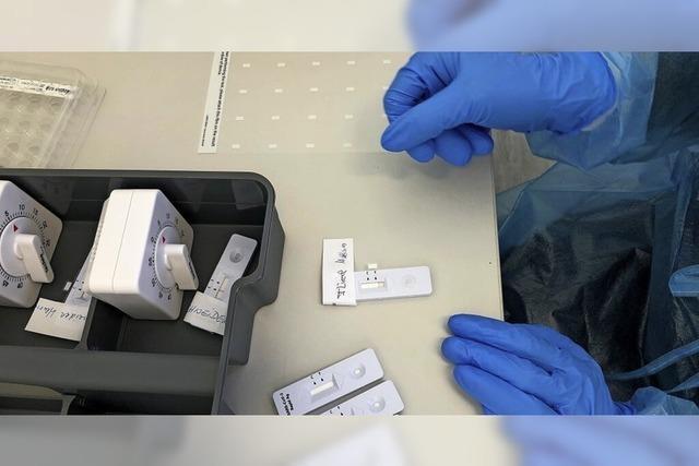 Spital will nicht kostenlos testen