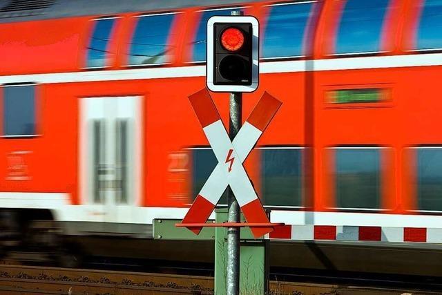 Gewerkschaft kündigt ab Donnerstag erneut Bahn-Streik an