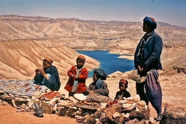 Ortenauer reiste 1978 in einem heute verschwundenen Afghanistan