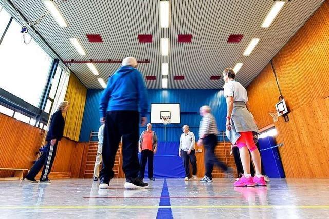 Die Herzsportgruppe Rheinfelden/Grenzach-Wyhlen sucht Trainingsärzte