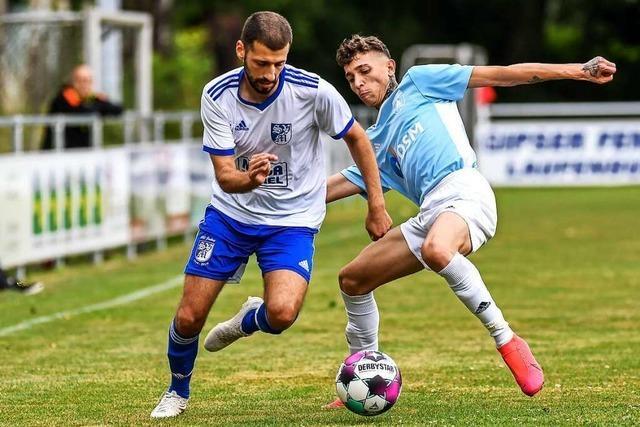 Blau-Weiss Murg ist für den SV Obersäckingen eine Nummer zu groß