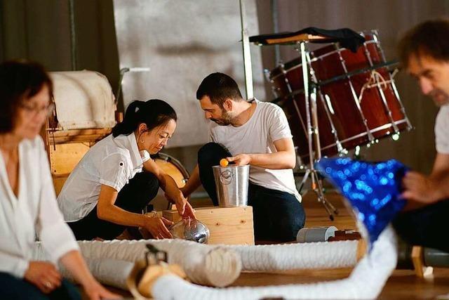 Ganz spielerisch: Was die ensemble recherche und Ensemble Aventure alles planen