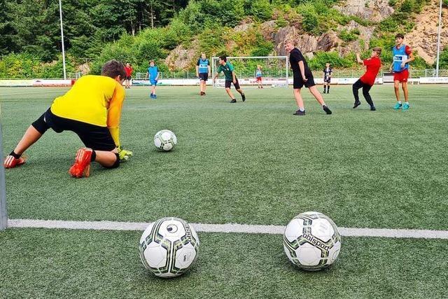 Fußballer des FC Schönau gehen gestärkt aus der Corona-Krise
