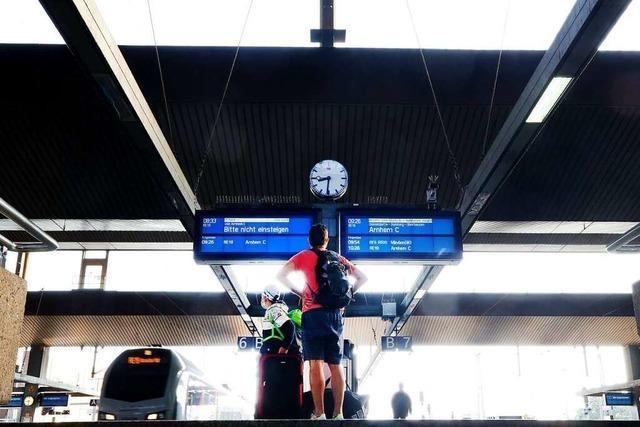 Fünf-Tage-Streik: GDL verschärft Arbeitskampf bei der Bahn