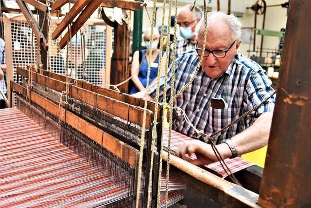 Auf den Spuren der Textilgeschichte im Wiesental