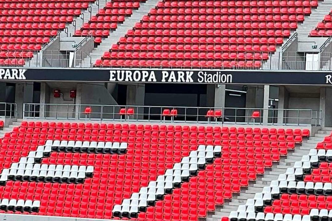 Das neue Stadion des SC Freiburg wird Europa-Park-Stadion heißen.  | Foto: Joachim Röderer