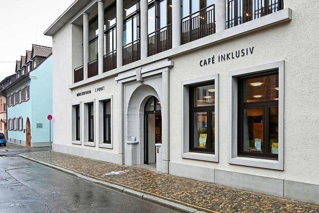 Am Mittwoch eröffnet das Café Inklusiv in der Freiburger Altstadt
