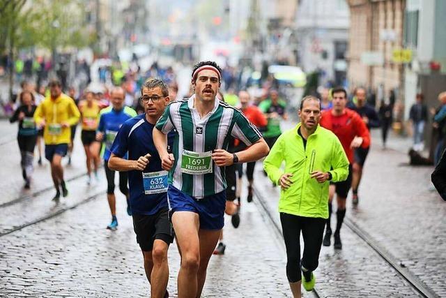 Ab Mittwoch sind Anmeldungen möglich für den Freiburg-Marathon 2022