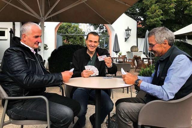 Wie der Skatsportclub Batzenberger Asse Deutscher Vizemeister wurde