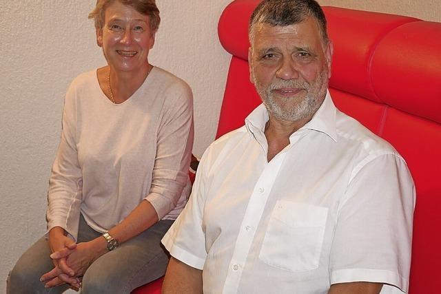 Delegation aus der Schweiz besucht Freundeskreis