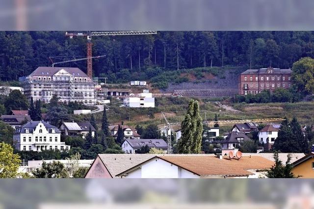 Wohnungen am Altenberg sind verkauft