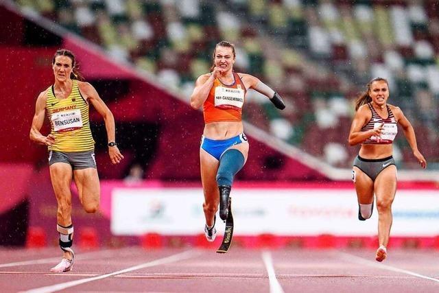 Bislang erfolgreichster Tag fürs deutsche Team bei Paralympics