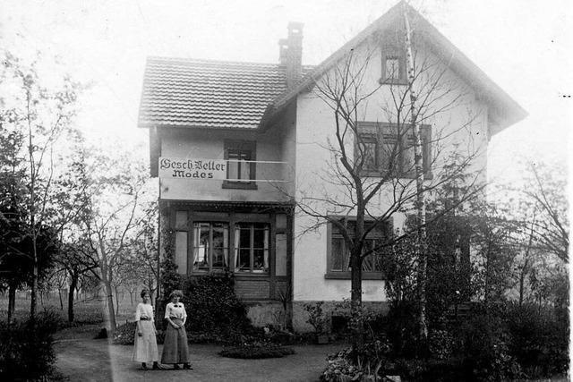 Schon in den 30er Jahren gab es eine vegetarische Gaststätte in Schopfheim