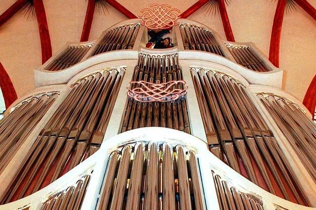 Ein Weiler tritt in Leipzig in die Fußstapfen von Johann Sebastian Bach