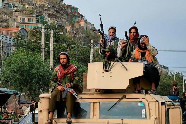Freiburger Nahost-Experte über Taliban-Sieg:
