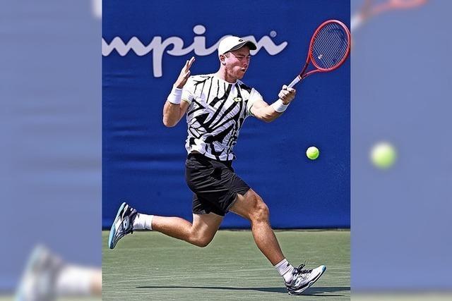 Deutsche starten gut in die US Open