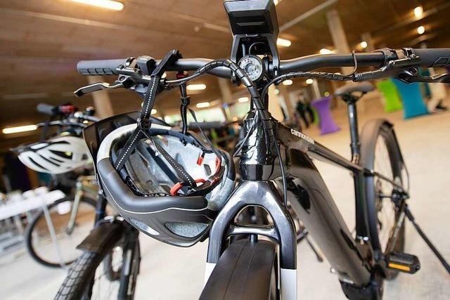 Boom mit Schwierigkeiten: Fahrradmesse Eurobike zeigt Neuheiten