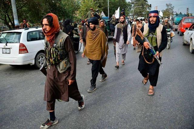 Reden mit den Taliban: Von Kriegsgegnern zu Verhandlungspartnern